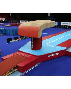 Vaulting table - FIG Approved