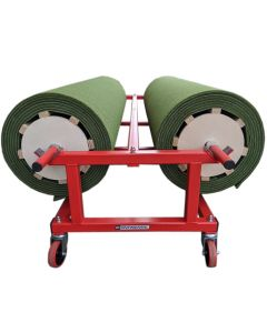 Cricket mat transporter