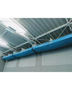 Roof mounted hauling / storage cradle