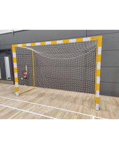 Indoor steel handball goals