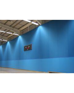 Fabric wall cladding
