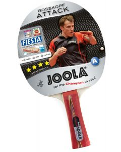 "JOOLA ""Rosskopf Attack"" table tennis bats"