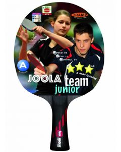 "TEAM JOOLA ""Junior"" table tennis bats"