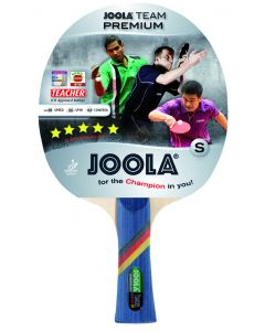 "TEAM JOOLA ""Premium"" table tennis bats"