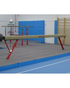 "Competition Ladies Balance Beam ""SuperSoft"" - FIG Approved"