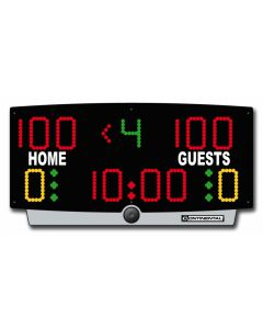 Multisports electronic scoreboard - Table top