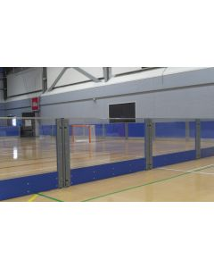 Clear rebound boards