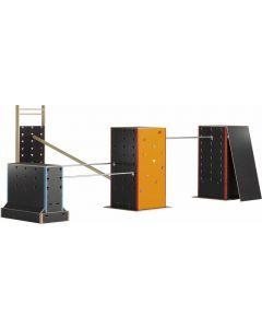 Cube set - School set 2