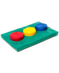 Softplay Funtime Stepping Stone Mat