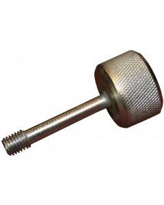 Spotting platform hand knob