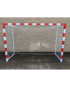 Indoor steel handball goals