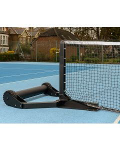 Integrally weighted tennis posts