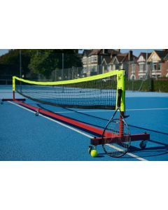 Wheelaway mini tennis posts