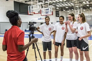 National Basketball High Performance Centre in Manchester fitted out by Continental Sports Ltd