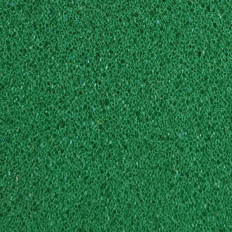 Standard green foam