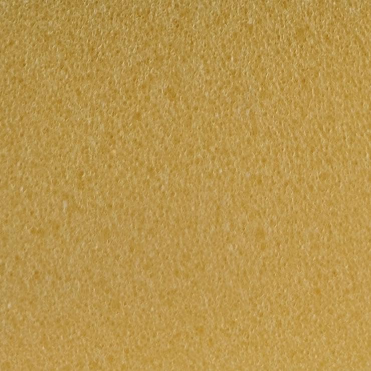 Standard yellow foam