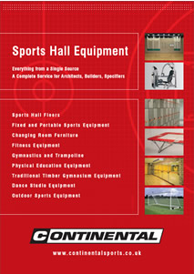 Continental Sports Ltd - equipment for sports halls, gymnastics, physical education and trampoline