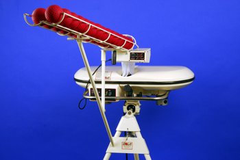 Cricket bowling machine - autofeed