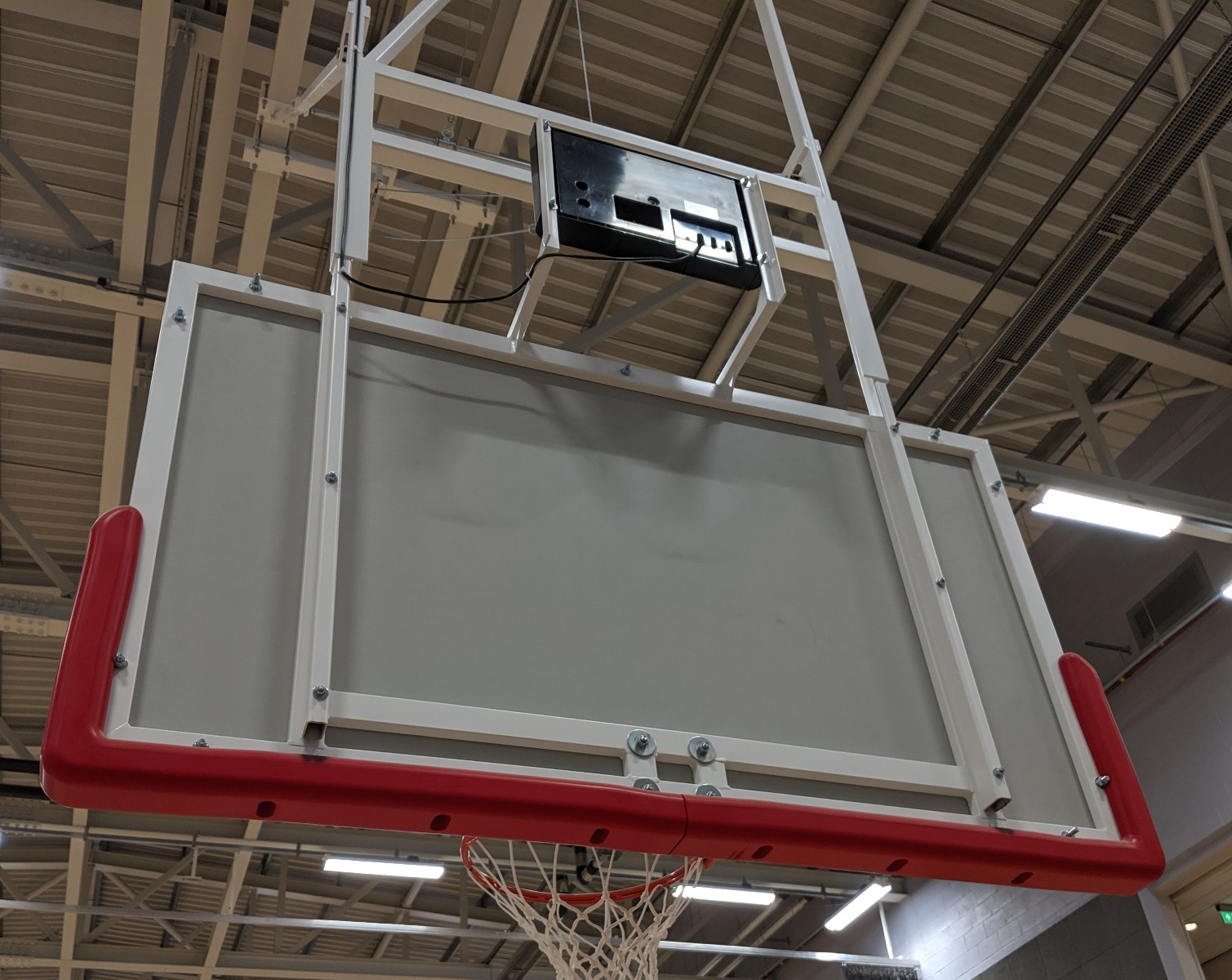 Shot clock brackets (PAIR)